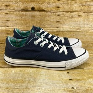 Converse All Star Madison Navy Low Top Shoes